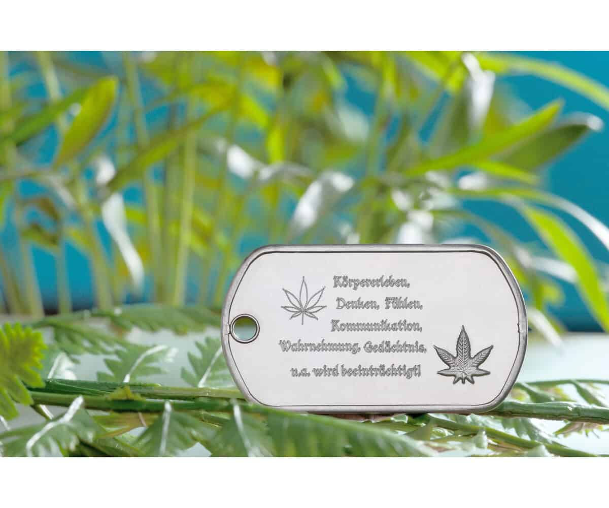 Dog Tag Cannabis