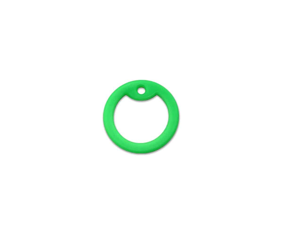 Silencer Lime Green