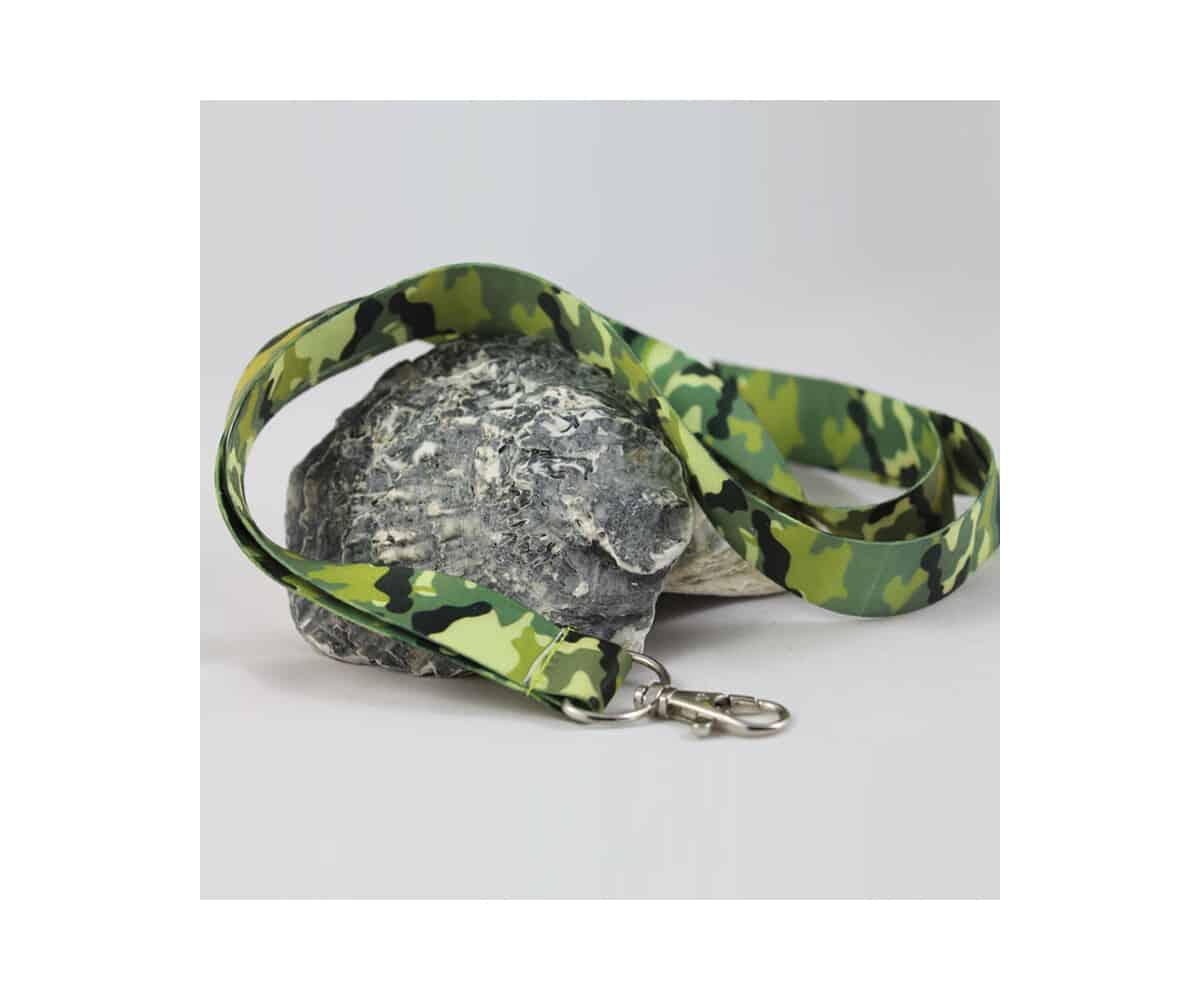 Schlüsselband Army Look